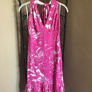 Pink Milly of New York Halter Dress (NWOT!)